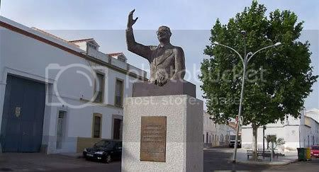 Salvador Allende Castuera Espa&ntilde;a